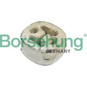 Touran 1T1, 1T2 1.9TDI Halter, Abgasanlage Borsehung B12284 (1.9TDI Diesel 2010 BXE)