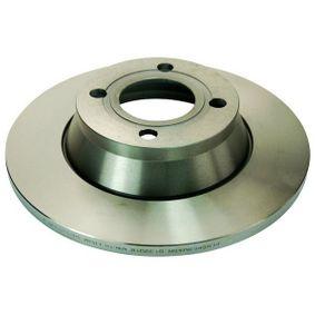 Bremsscheibe Bremsscheibendicke: 13mm, Lochanzahl: 4, Ø: 280mm mit OEM-Nummer 8A0615301D
