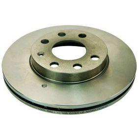 Bremsscheibe Bremsscheibendicke: 20mm, Lochanzahl: 6, Ø: 236mm mit OEM-Nummer 90 008 006