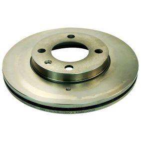 Bremsscheibe Bremsscheibendicke: 20mm, Lochanzahl: 4 mit OEM-Nummer 6N0 615 301 G