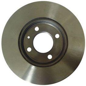 Bremsscheibe Bremsscheibendicke: 20mm, Lochanzahl: 4 mit OEM-Nummer 3216 15301 D