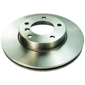 Bremsscheibe Bremsscheibendicke: 22mm, Lochanzahl: 5, Ø: 286mm, Ø: 286mm mit OEM-Nummer 6864060