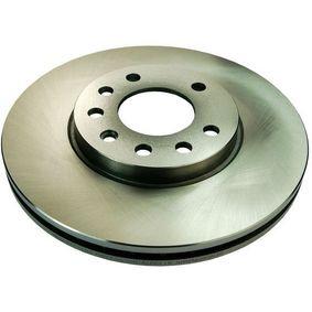 Bremsscheibe Bremsscheibendicke: 24,8mm, Lochanzahl: 5 mit OEM-Nummer 91 176 78