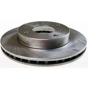 Bremsscheibe Bremsscheibendicke: 22mm, Lochanzahl: 4 mit OEM-Nummer 4020 671 E06