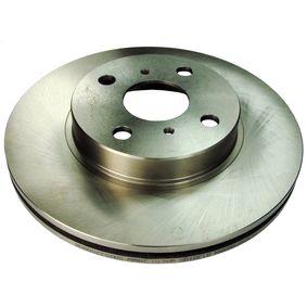 Bremsscheibe Bremsscheibendicke: 22,2mm, Lochanzahl: 4 mit OEM-Nummer 4351212550