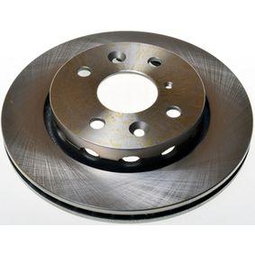 Bremsscheibe Bremsscheibendicke: 20mm, Lochanzahl: 4, Ø: 242mm mit OEM-Nummer 42.46.W2
