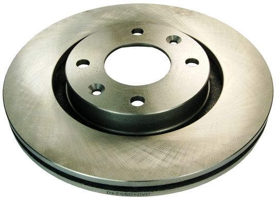 DENCKERMANN  B130149 Bremsscheibe Bremsscheibendicke: 22mm, Lochanzahl: 4, Ø: 266mm