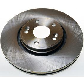 Bremsscheibe Bremsscheibendicke: 26mm, Lochanzahl: 5, Ø: 300mm mit OEM-Nummer 7701206614