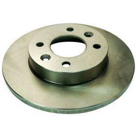 Bremsscheibe Bremsscheibendicke: 12mm, Lochanzahl: 4, Ø: 238mm, Ø: 238mm mit OEM-Nummer 60.01.549.211