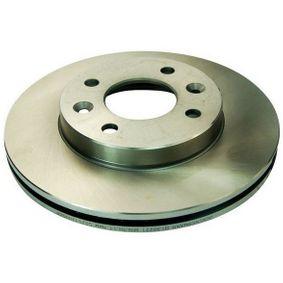 Bremsscheibe Bremsscheibendicke: 20mm, Lochanzahl: 4, Ø: 238mm mit OEM-Nummer 7701 204 286