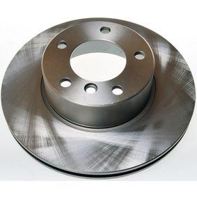 Bremsscheibe Bremsscheibendicke: 22mm, Lochanzahl: 5, Ø: 296mm mit OEM-Nummer 3411 1 163 013