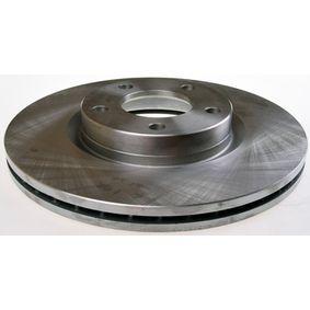 Brake Disc Brake Disc Thickness: 25mm, Num. of holes: 5, Ø: 300mm, Ø: 300mm with OEM Number C26Y3325XB