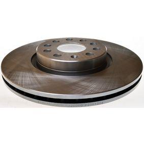 Bremsscheibe Bremsscheibendicke: 9mm, Ø: 312mm mit OEM-Nummer 1K0.615.301AA