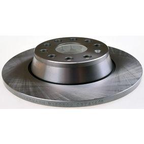 Спирачен диск с ОЕМ-номер 1K0615601AD