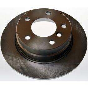 Bremsscheibe Bremsscheibendicke: 10mm, Ø: 280mm mit OEM-Nummer 34 216 764 651