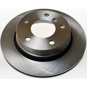 Bremsscheibe Bremsscheibendicke: 19mm, Ø: 276mm mit OEM-Nummer 34216855155
