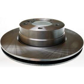 Bremsscheibe Bremsscheibendicke: 24mm, Lochanzahl: 5, Ø: 310mm mit OEM-Nummer 6 772 085