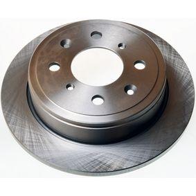 Спирачен диск дебелина на спирачния диск: 10мм, Ø: 239мм с ОЕМ-номер 42510SK3E00