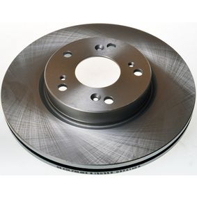 Brake Disc Brake Disc Thickness: 23mm, Ø: 282mm with OEM Number 45251-S7A-E11
