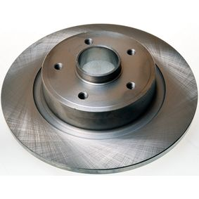 Bremsscheibe Bremsscheibendicke: 11mm, Ø: 274mm mit OEM-Nummer 1JE 615 601