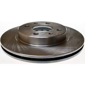 Bremsscheibe Bremsscheibendicke: 19,5mm, Lochanzahl: 4, Ø: 239mm mit OEM-Nummer 2110 3501 070