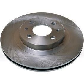 Bremsscheibe Bremsscheibendicke: 20mm, Ø: 260mm mit OEM-Nummer X 830 030 061 000