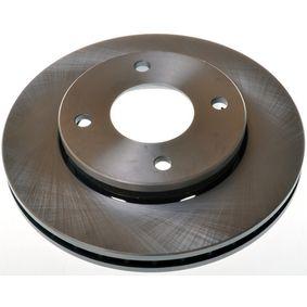 Bremsscheibe Bremsscheibendicke: 24mm, Ø: 256mm mit OEM-Nummer 1379931