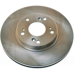 Brake Disc Brake Disc Thickness: 23mm, Ø: 282mm with OEM Number 45251SMGG11