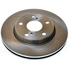 Brake Disc Brake Disc Thickness: 22mm, Ø: 275mm with OEM Number 517122E300
