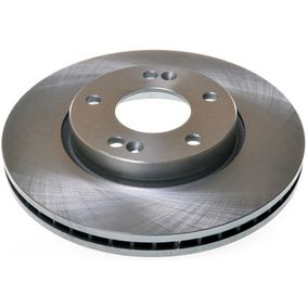 Brake Disc Brake Disc Thickness: 26mm, Ø: 280mm with OEM Number 517121F300