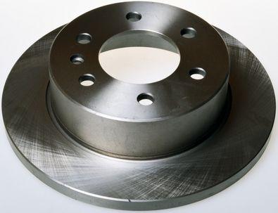 DENCKERMANN  B130441 Bremsscheibe Bremsscheibendicke: 16mm, Ø: 298mm