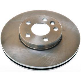 Bremsscheibe Bremsscheibendicke: 26mm, Ø: 300mm mit OEM-Nummer 1 141 782