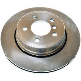 Bremsscheibe Bremsscheibendicke: 22mm, Ø: 320mm mit OEM-Nummer 1379965