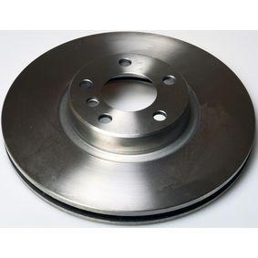 Спирачен диск с ОЕМ-номер 1K0615301AB