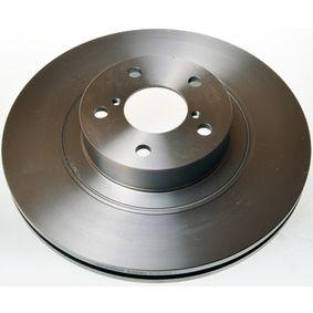 Bremsscheibe Bremsscheibendicke: 24,0mm, Lochanzahl: 5, Ø: 293,5mm mit OEM-Nummer 26300 FE010