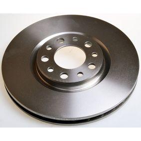 Bremsscheibe Bremsscheibendicke: 28,0mm, Lochanzahl: 5, Ø: 305mm mit OEM-Nummer 517 60 621