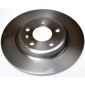 Bremsscheibe Bremsscheibendicke: 12,0mm, Lochanzahl: 5, Ø: 300mm mit OEM-Nummer 08A75910
