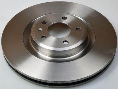 DENCKERMANN  B130477 Brake Disc Brake Disc Thickness: 29,5mm, Num. of holes: 5, Ø: 345mm, Ø: 345mm