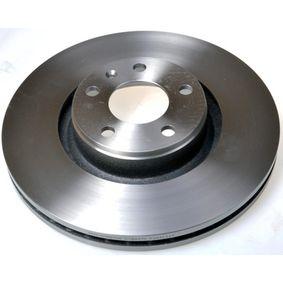 Bremsscheibe Bremsscheibendicke: 30,0mm, Lochanzahl: 5, Ø: 321mm mit OEM-Nummer 4F0615301E
