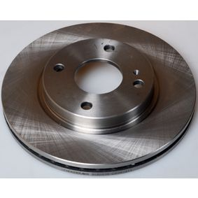 Brake Disc Brake Disc Thickness: 23,0mm, Num. of holes: 4, Ø: 258mm, Ø: 258mm with OEM Number 8V51-1125-AC