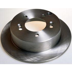 Bremsscheibe Bremsscheibendicke: 10,0mm, Lochanzahl: 5, Ø: 262mm, Ø: 262mm mit OEM-Nummer 299 6131
