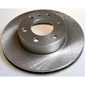 Bremsscheibe Bremsscheibendicke: 28,0mm, Lochanzahl: 6, Ø: 300mm, Ø: 300mm mit OEM-Nummer 299 6131
