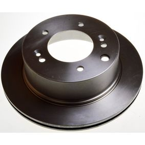Bremsscheibe Bremsscheibendicke: 20,0mm, Lochanzahl: 5, Ø: 315mm mit OEM-Nummer 58411-3E-300