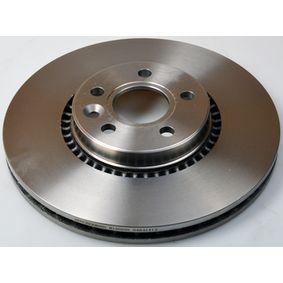 Bremsscheibe Bremsscheibendicke: 28,0mm, Lochanzahl: 5, Ø: 316mm, Ø: 316mm mit OEM-Nummer 1 380 046