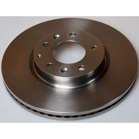 Bremsscheibe Bremsscheibendicke: 25,0mm, Lochanzahl: 5, Ø: 299mm, Ø: 299mm mit OEM-Nummer G33Y-3325X-A