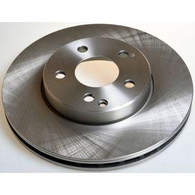 Спирачен диск дебелина на спирачния диск: 28,0мм, брой на дупките: 5, Ø: 295мм с ОЕМ-номер 1644210512