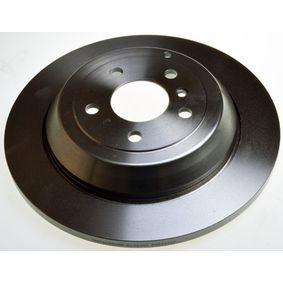 Спирачен диск дебелина на спирачния диск: 14,0мм, брой на дупките: 5, Ø: 330мм с ОЕМ-номер A1644231212