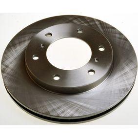 Disco de freno B130578 PAJERO 3 (V7W, 56W) 3.2 Di-D (V68W) ac 2004