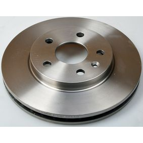 Bremsscheibe Bremsscheibendicke: 30,0mm, Lochanzahl: 5, Ø: 296mm mit OEM-Nummer 5 69 063