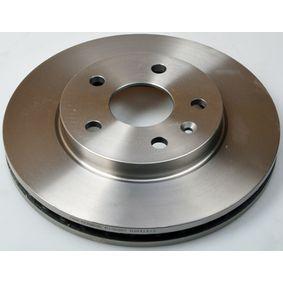 Bremsscheibe Bremsscheibendicke: 30,0mm, Lochanzahl: 5, Ø: 296mm, Ø: 296mm mit OEM-Nummer 5 69 078
